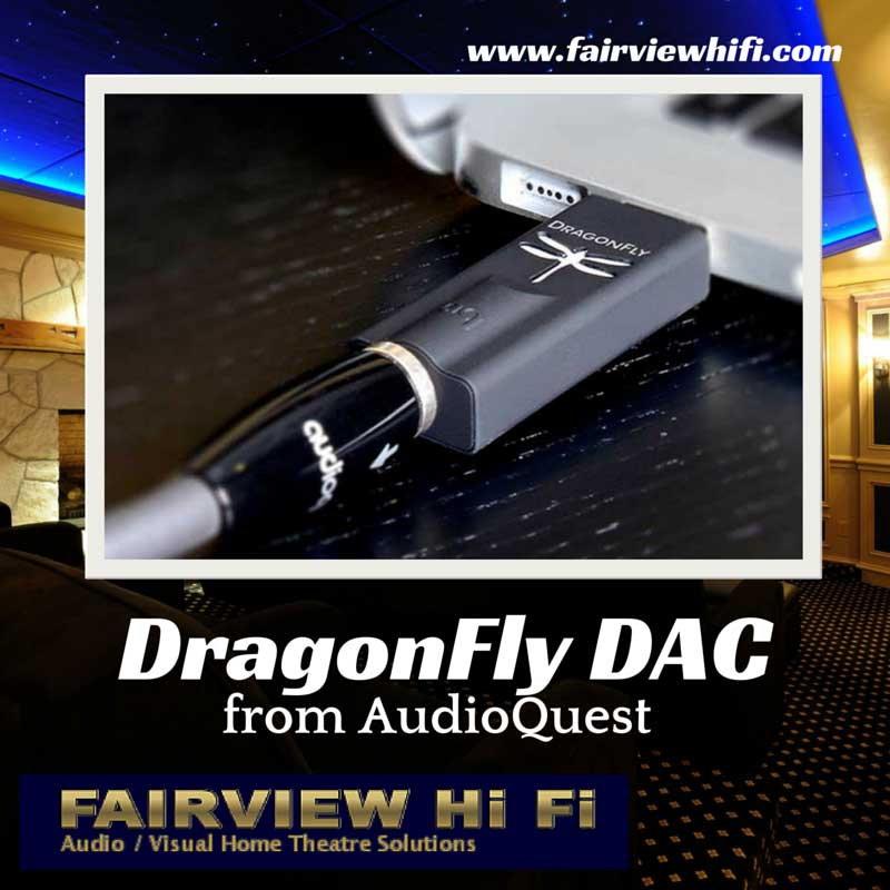 5 Reviews of AudioQuest Dragonfly Black and Red Series DAC