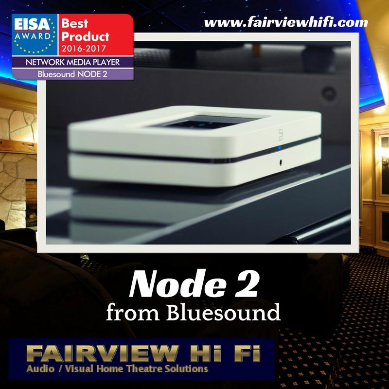 4 Reviews of Bluesound Node 2 - EISA Award Winner