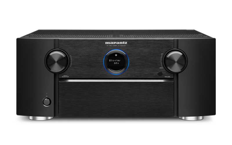 Marantz AV7702MKII Multichannel A/V Pre-Amplifier