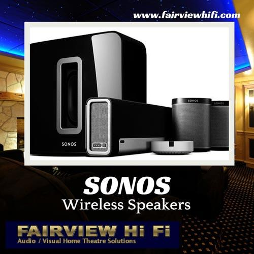 8 Reviews of Sonos Wireless Systems