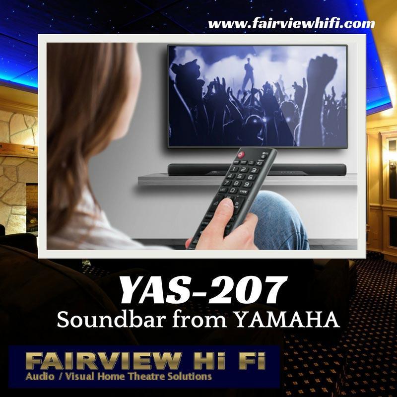 5 reviews of the yamaha yas 207 soundbar burlington. Black Bedroom Furniture Sets. Home Design Ideas