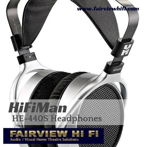Introducing HiFiMan HE-440S Planar Magnetic Headphones