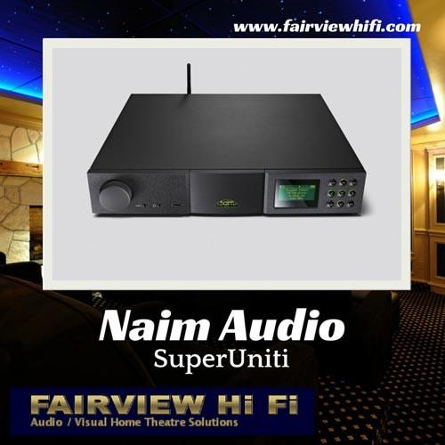 Review: Naim SuperUniti Network Integrated Amplifier