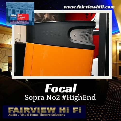 Reviews - Focal Sopra n°2 Loudspeakers