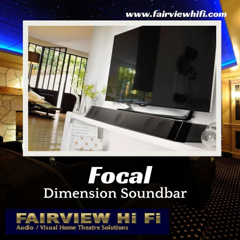 6 Reviews of the Focal Dimension Soundbar System