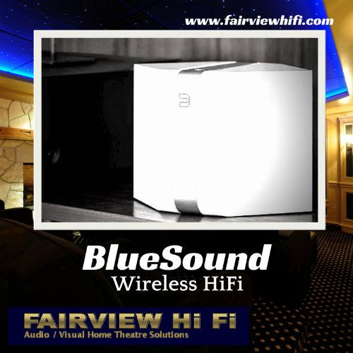 Bluesound: Your Solution to Wireless #HiFi