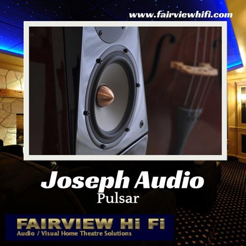 Joseph Audio Pulsar Bookshelf Speakers