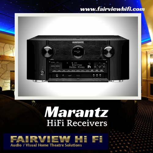 Marantz Receivers: Highlights, Reviews, Specs