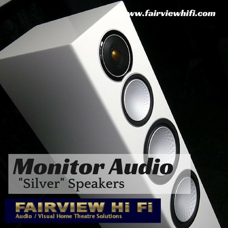Monitor Audio - Silver Speaker Series