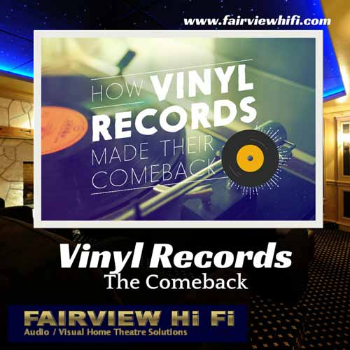 Infographic - The Vinyl Records Comeback