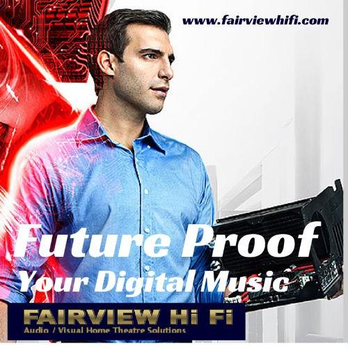 How to Future Proof Your Digital Music