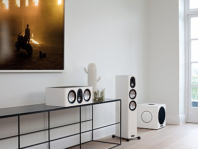 NOW Available - 5th Generation - Monitor Audio GOLD Speakers
