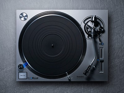 NOW Carrying Technics Turntables & Amps
