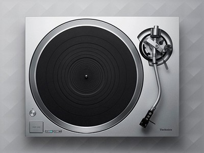 Technics Unveils Two New Turntables